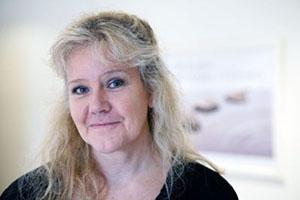 Christel Blondin, programansvarig Resurs Rehabilitering