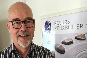 Claes Parck, leg. psykoterapeut. Resurs Rehabilitering